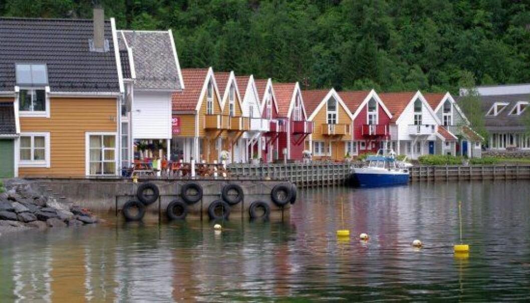 Modalen i Hordaland