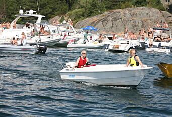 Halvparten av leserne skal kjøpe båt