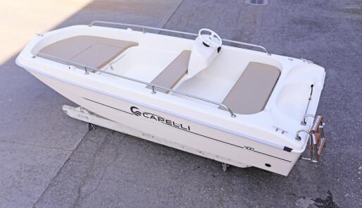 Relanserer Capelli 400