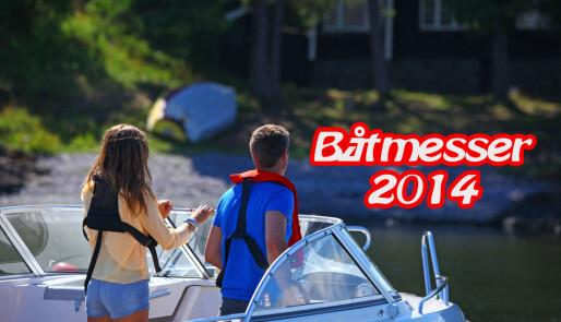 Alle årets båtmesser - 2014