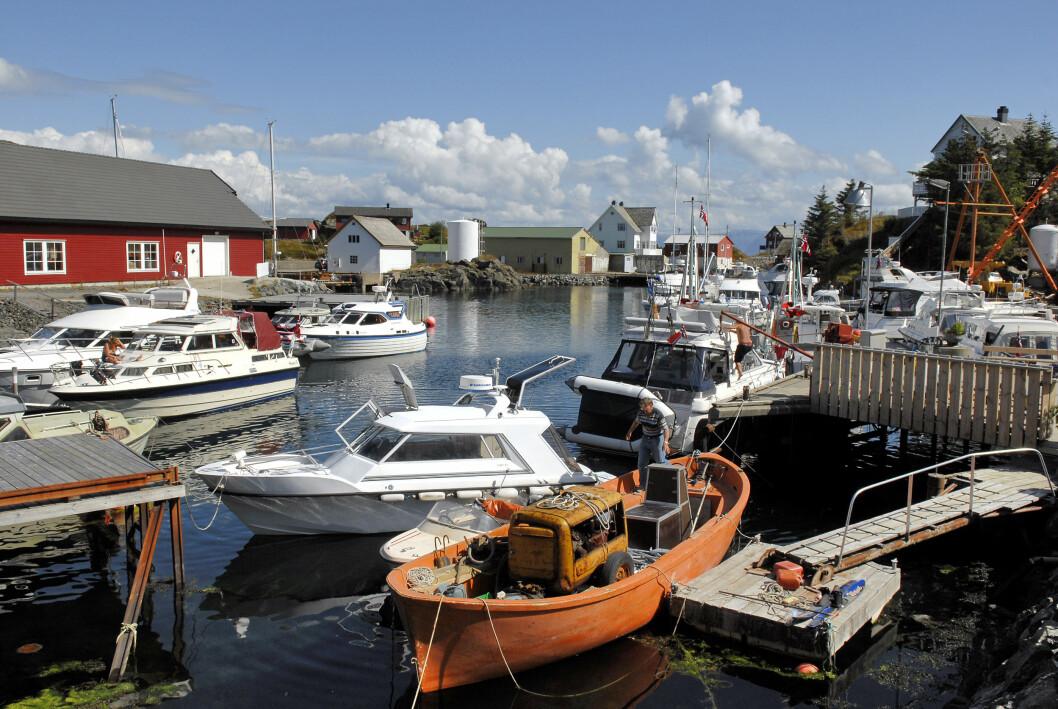 Værlandet gjestehamn