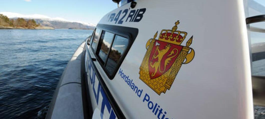 Førte båt med 2,18 i alkoholpromille