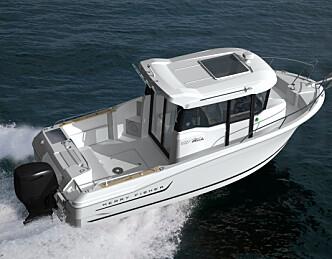 Familiebåt til under 400.000 kroner