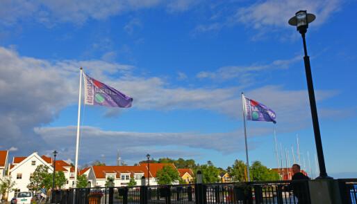Hvem kan heise flagget i 2014?