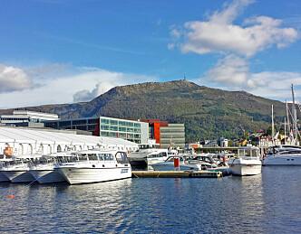 Klart for messe i Bergen