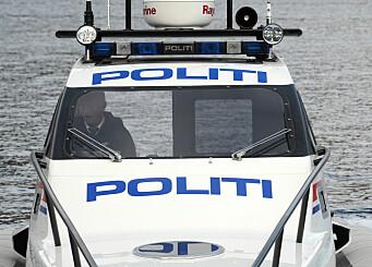 Regjeringen innfører grensekontroll av fritidsbåter