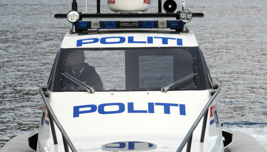 KONTROLL: Kommer du fra utlandet i båt må du oppsøke en av en gruppe utvalgte havner og fremstille deg for politiet der.
