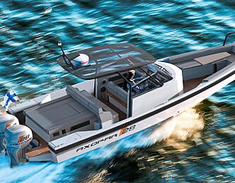 Her er nye Axopar Boats
