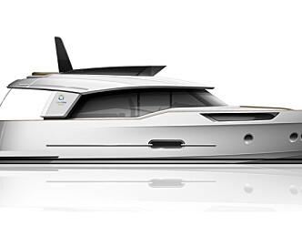 Ny og større hybridbåt
