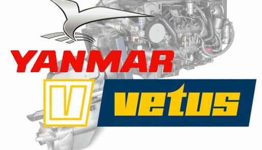 Yanmar kjøper Vetus