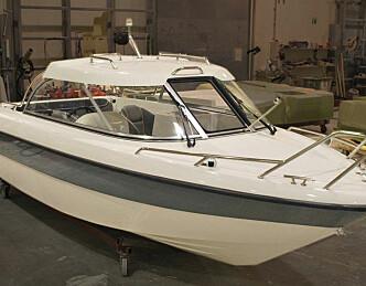 Ny hardtop-båt fra AMT