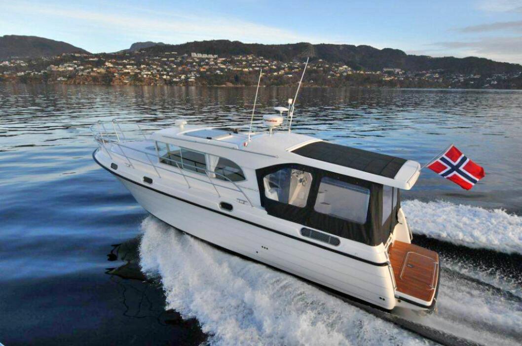 FOLDETAKET over akterdekket på viknes 1030 er den største nyheten for 2013 på den populære vestlandsbåten.