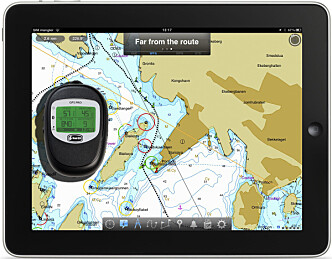 GPS for iPad