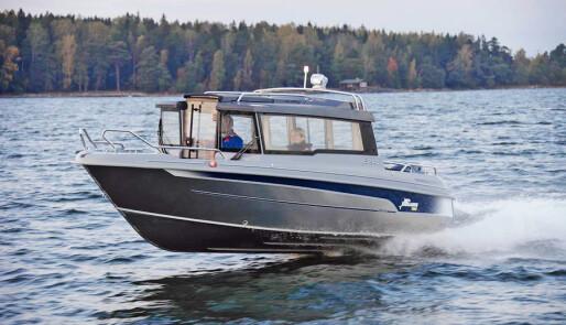 Her er de nye Yamarin-båtene