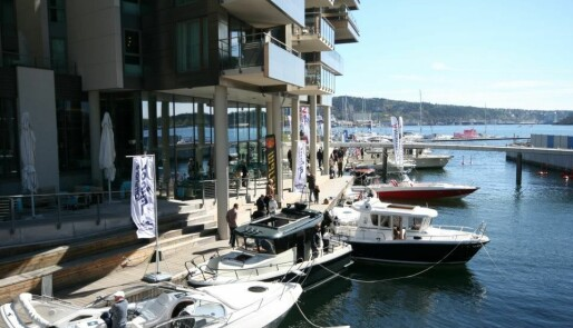 Oslo Boat Show utvider