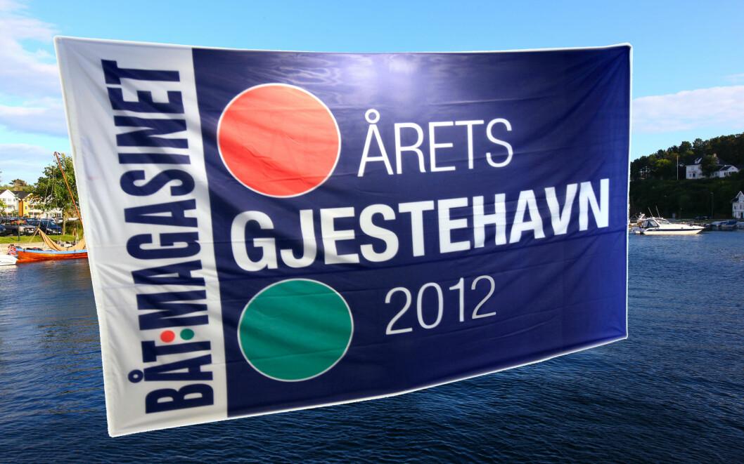 Hvor finner vi årets beste gjestehavn 2012? Stem på din favoritt.