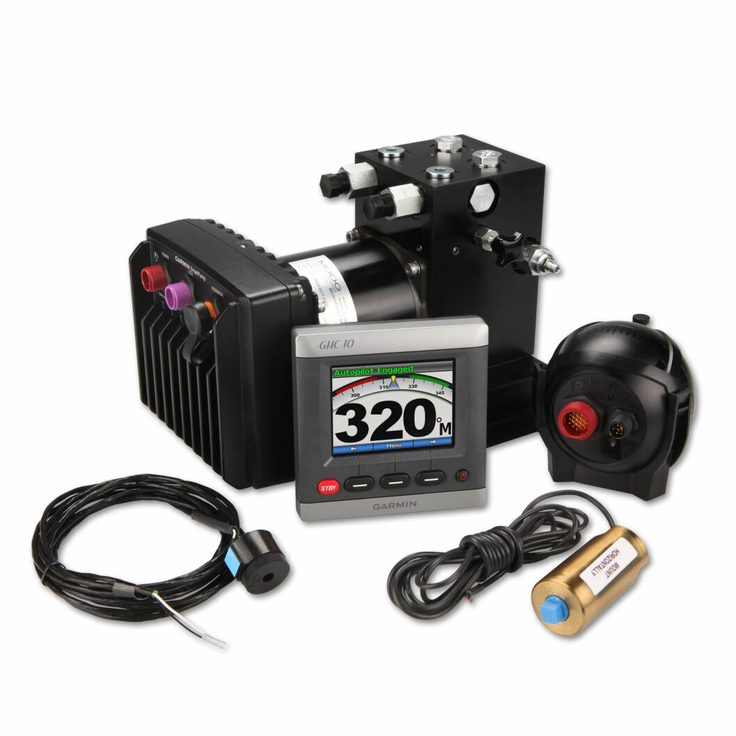 GHP 20 med SmartPump er tilgjengelig ila 4.kvartal, og prisen er 34.000,- inkl. mva. for et komplett system.