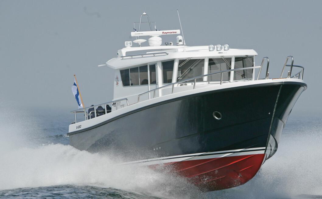 Minor 36 skal vises i Norge uner Båter i sjøen neste måned