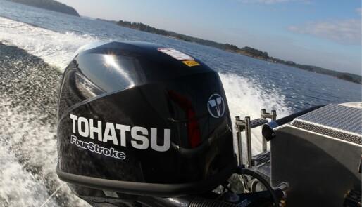 Tohatsu = Honda