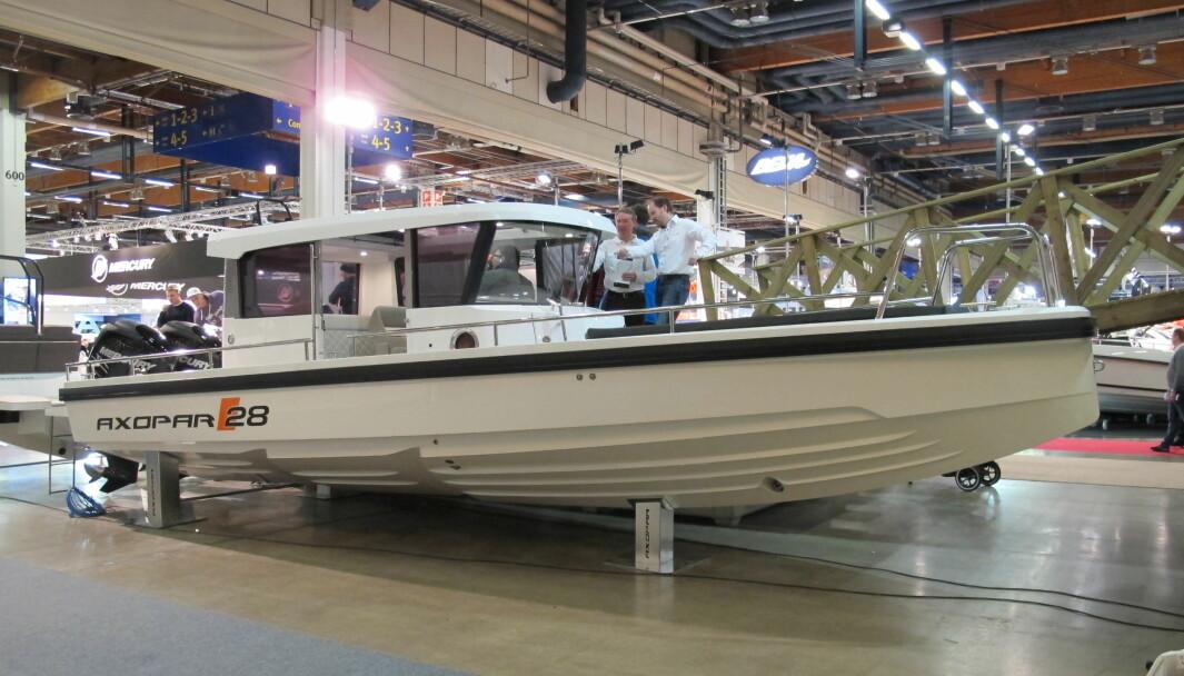 GEBYR: Båter registrert i Skipsregisteret får nå gebyr på 200 kroner