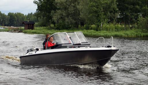 Buster X - Briljant småbåt