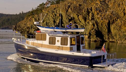 Taubåt med stil