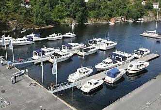 Flere registrerer seg i Skipsregisteret