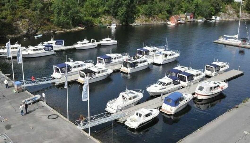 PANT: Stadig flere registrerer båten i Skipsregisteret, der båten får rettsvern.