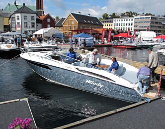Ingen båtmesse i Arendal