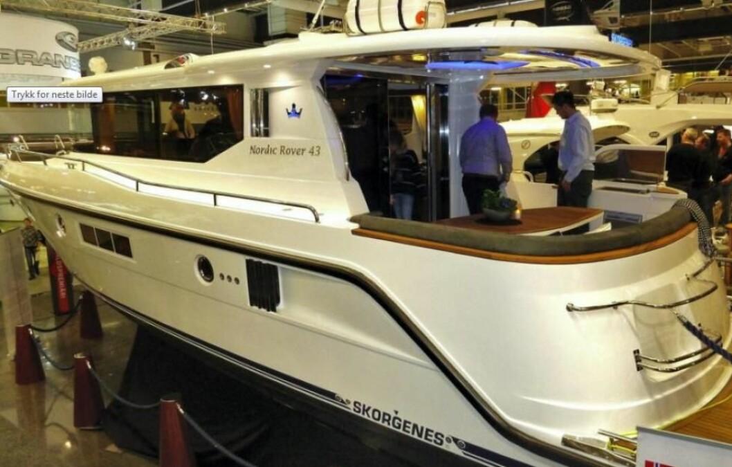 UVENTET UTFALL: Skorgenes-eier Roar Strømsnes har kjøpt konkursboet til Viksund Boats AS.