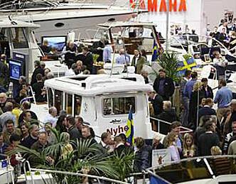 Alle årets båtmesser