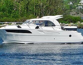 Ny Marex sjøsatt og testkjørt
