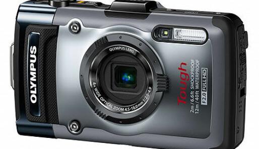 Dette kameraet tåler