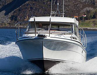 Kraftig vekst for landets største båtforhandler