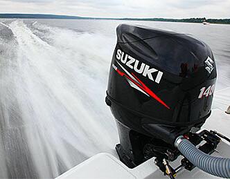 Lettere motorer fra Suzuki