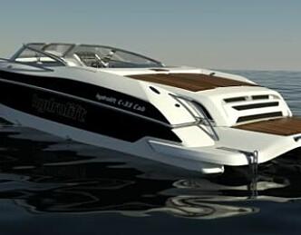 Nytt Hydrolift-flaggskip