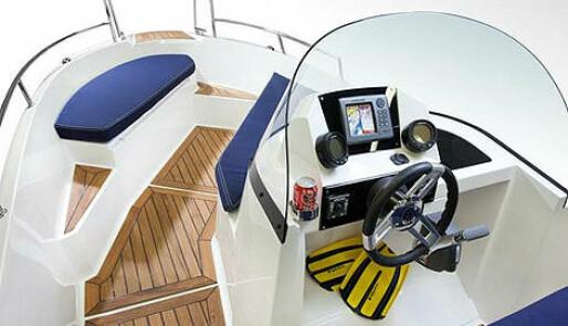 Smart plassutnyttelse i liten båt