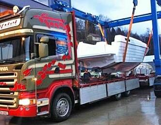 Ny vestlandsbåt fra Viknes