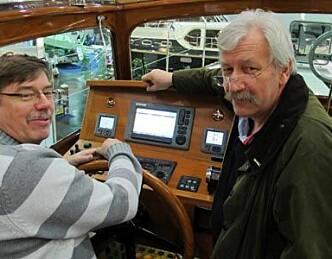 Fiskarlaget feirer 20 år i Düsseldorf