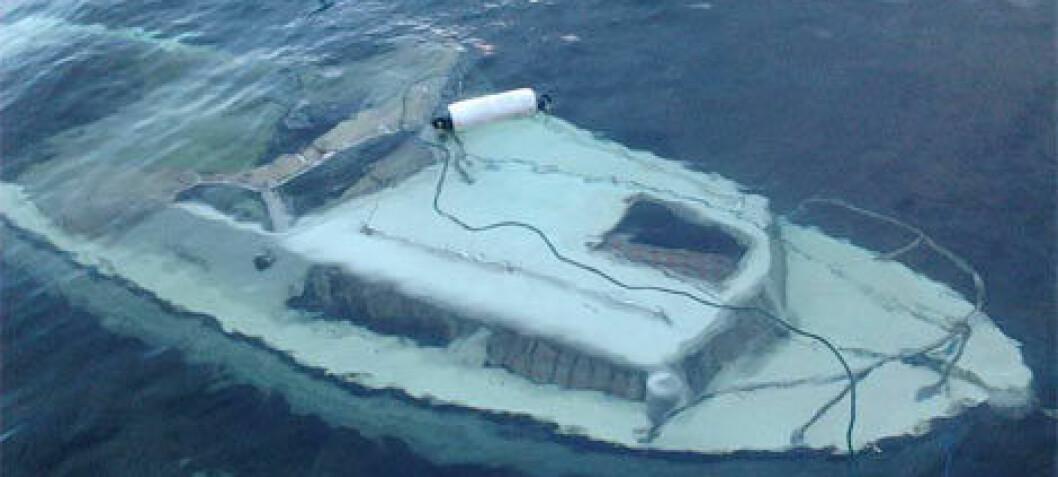 Selger ubåt på Finn