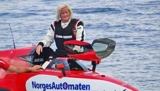 Motorhavari for Strømøy i Ukraina