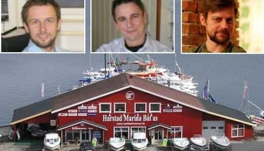 Skal drive Harstad Marina videre