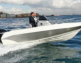 Starter import av italienske kvalitetsbåter