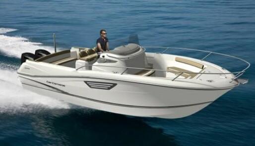 Flott fransk flerbruksbåt