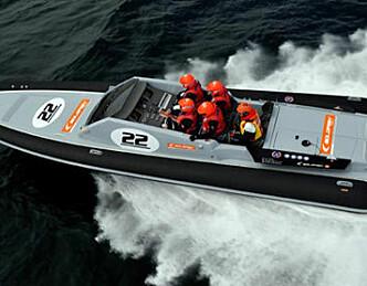Mindre eksport av norske båter