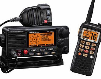 VHF må registreres for å virke