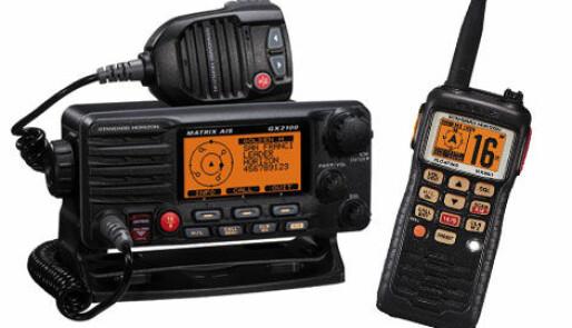 Nye multifunksjons VHFer