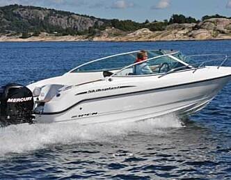 -Plastbåtens svar på aluminiumsbåten