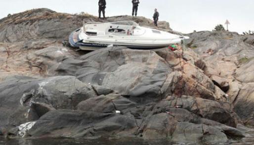Båtkollisjon forblir mysterie