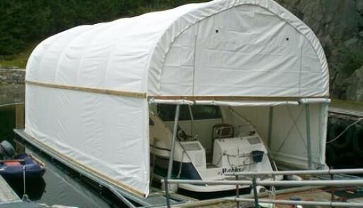 Gjør båtplassen om til garasje